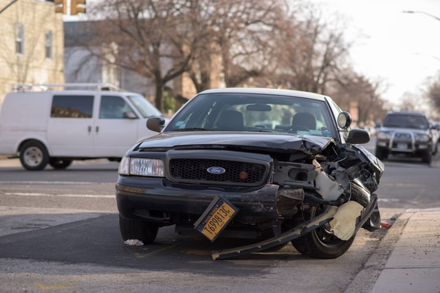 Mistakes to avoid when involved in a car accident
