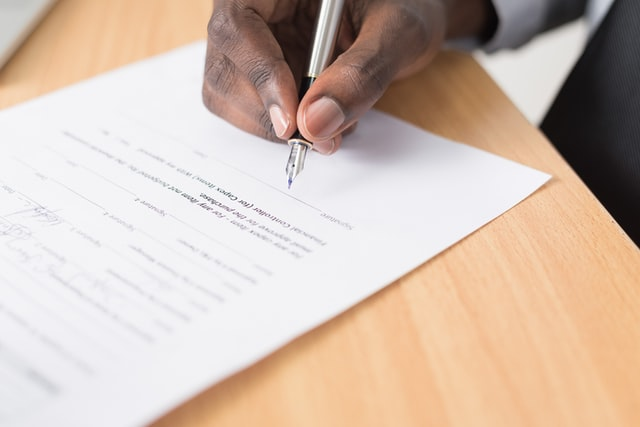 3 Reasons Why You Need The Services of a Notary